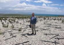 Jim Lange   Mass graves at Titanyen